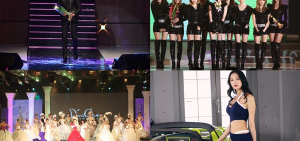 洪宗玄-車勝元-SJ-EXID亮相 」2015亞洲模特盛會「