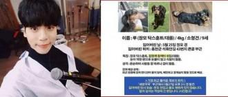 SHINee鐘鉉愛犬走失泰妍請大家協尋,結果找到它時竟然在游泳!