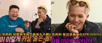 Mino媽媽玩笑開大了 笑93年生的兒子是「傻瓜」