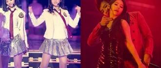 網民比較前Wonder Girls安昭熙在她十多歲和她廿多歲的形象進化