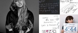 CL有望回歸韓國幕前 狂更百張IG賀2NE1十周年