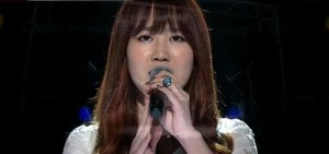 第一季冠軍朴智敏重登《KPOP STAR》 閃電個人出道「唱功爆發」