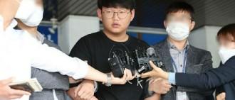 韓國N號房主犯上訴被駁回 曾被判處有期徒刑34年