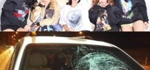 女團深夜在山間高速遇車禍,接連不斷的Idol事故