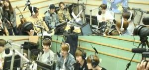 燦烈:EXO成員的外貌順序分別是?