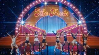 TWICE首次登上Billboard美國告示牌「The Feels」第83位