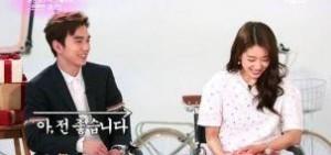 《演藝家中介》公開俞承豪與朴信惠拍攝現場:雖然帥氣,依舊可愛