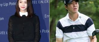 Gill前女友朴正雅五月披婚紗 準新郎是職業高爾夫球手
