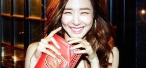 Tiffany春日般溫暖的活潑清新笑容