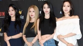 T-ara時隔4年回歸?以11月為目標正準備專輯?