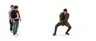 Rain做客《一週偶像》 模仿姜丹尼爾「摸大腿」