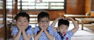宋一國SNS發布照片 公開三胞胎近況
