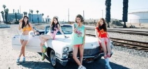 盤點:2014年韓國女團三種潮流趨勢