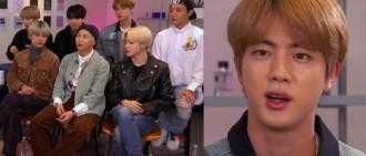 連續被問解散、當兵 BTS「超中肯回答」粉絲含淚看完採訪