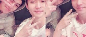 張藝興「跟EXO世勳合照」開心發IG 被酸「炒團魂」罵到他刪照