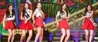Red Velvet演唱會開唱才20分鐘,Yeri突然表示要去後台?
