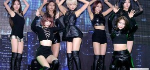 大勢女團AOA真人秀節目首播 團員私下面貌完整公開