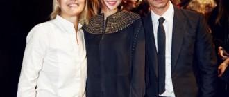申敏兒巴黎走秀 此次唯一的韓國模特