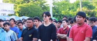 兵役額滿!GOT7泰國成員BamBam確定不用當兵, 粉絲當場開心尖叫