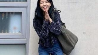 AOA申智珉久違的近況被公開:笑容滿面,與雪炫一同參加影展