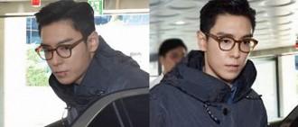T.O.P今退伍 YG:低調回家不會舉行任何儀式