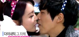 南宮民-洪真英《我結》下車前甜蜜升級 演繹《那冬》經典「棉花糖之吻」