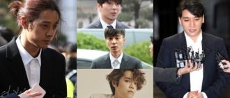 鄭俊英案7藝人5人認罪 龍俊亨、李宗泫無嫌疑