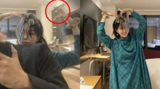 AOA原成員權珉娥SNS發與新男友合影 被指公共場所吸菸
