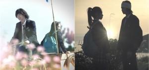 【影片】李鍾碩-朴信惠穿制服 又載又揹談純愛