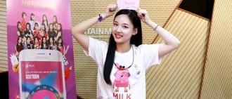 FANS列出有頂級美貌的女新人idol
