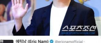 Eric Nam發文表不滿 經紀公司稱誤會已化解