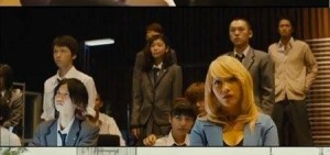 姜智英日本電影《暗殺教室》初登場,展性感身材