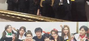 T-ara復古變身高中生 擔任寶藍父親演唱會嘉賓
