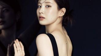 少女時代徐賢最新寫真曝光 秀鎖骨美背超優雅!