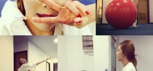 4Minute泫雅暴風運動,「流汗的她更性感!」
