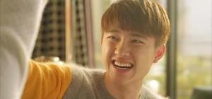 《我的鄰居是EXO》D.O.,跟成員一起拍攝宿捨生活最尷尬
