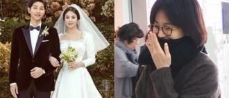 宋慧喬未有戴婚戒 再惹「雙宋CP」婚變傳言!?