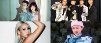 雪櫃仍未解凍 YG上半年計劃CL、李遐怡、樂童無影