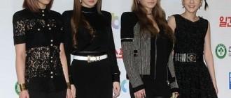 不否認也不承認2NE1解散 YG下午發表官方立場
