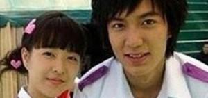 李敏鎬-朴寶英過往合照公開 「清純的校園Couple」