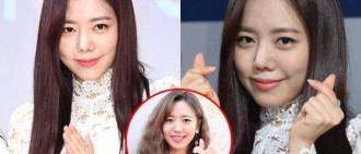 韓國女團成員出席活動被發現臉蛋變了,網友吐槽還以為加入新成員