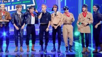 Stray Kids「Thunderous」獲得6冠王!能和BTOB前輩成為第一名候選人感到非常榮幸