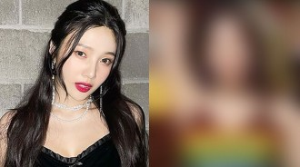 "Red Velvet JOY傳授在鏡頭前的""完美姿勢""!JOY的效果滿分的姿勢是…?"