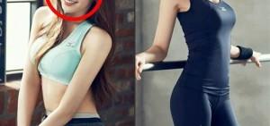 """EXID 發佈了她們的最新廣告照片for """"MIZUNO SPORTS"""""""